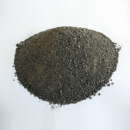 家庭ゴミを有効活用!舗装材料に変身!溶融スラグ